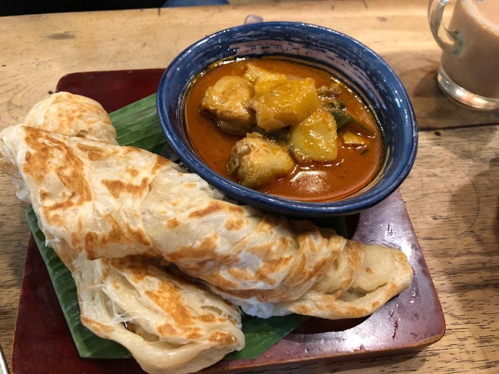 بهترین صبحانه های مالزی