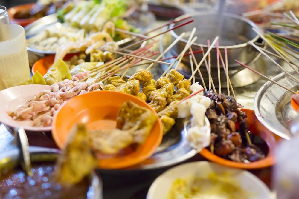 در خیابان های مالزی چه بخوریم