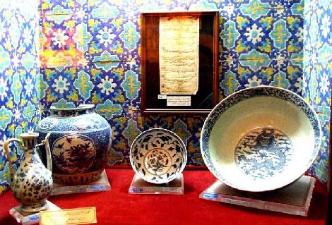 موزه چيني خانه اردبیل