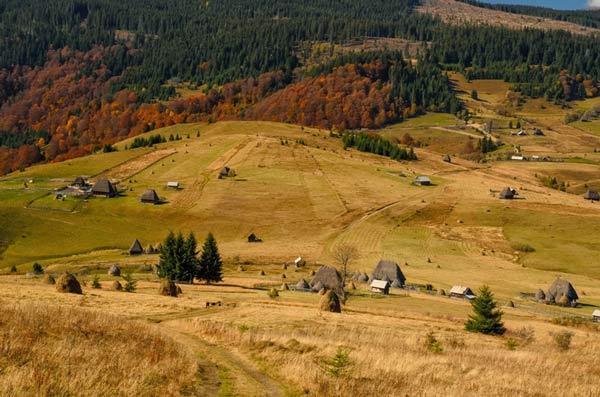 کوه های کارپات اوکراین