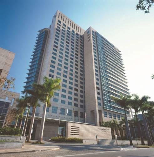 هتل گراند هیات سائوپائولو | Grand Hyatt São Paulo