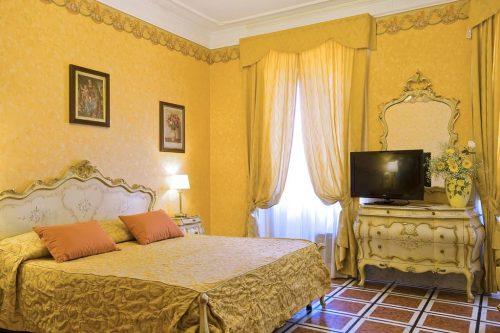 هتل ویلا سن لورنزو ماریا رم