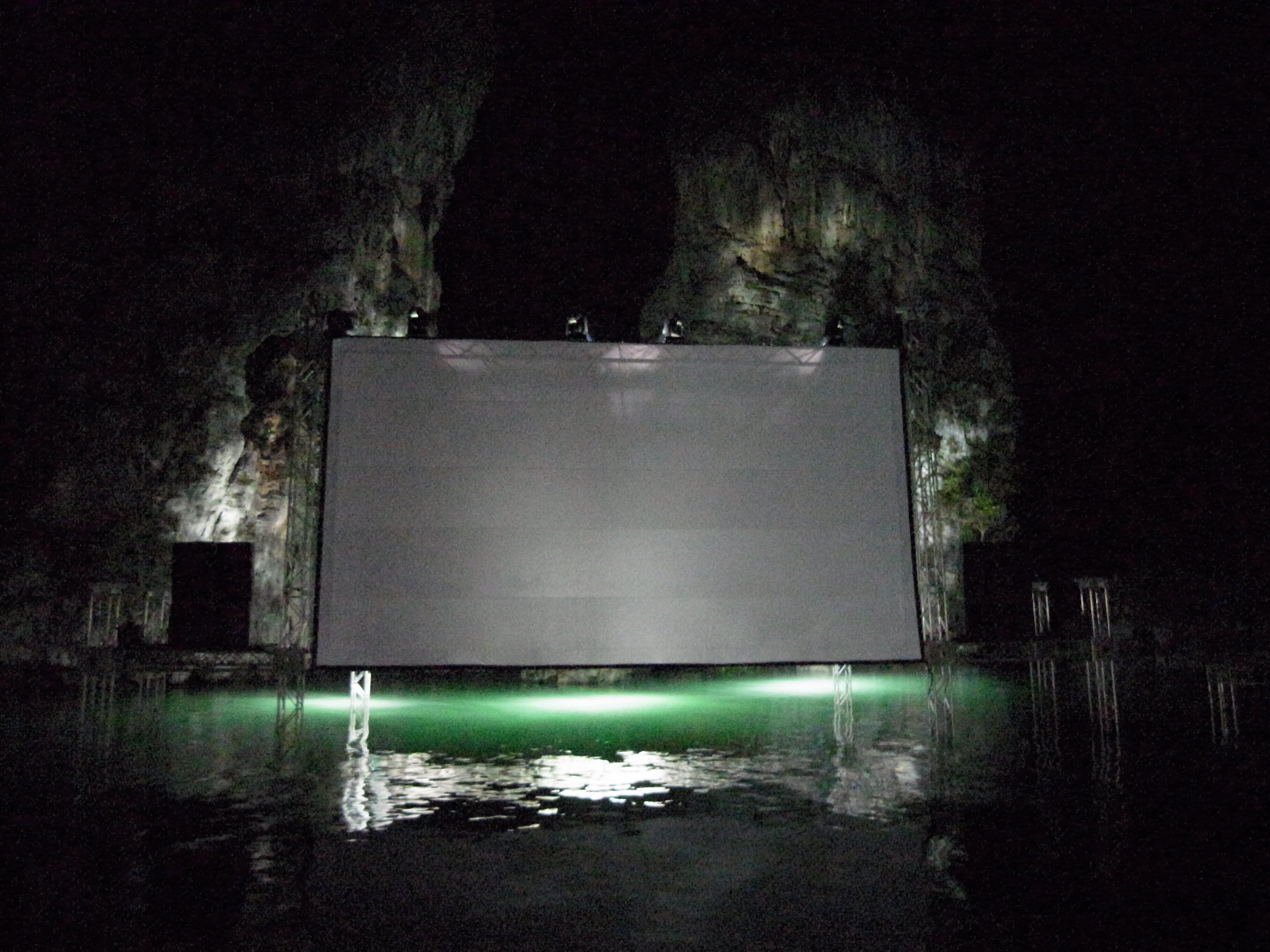 سینمای شناور پوکت