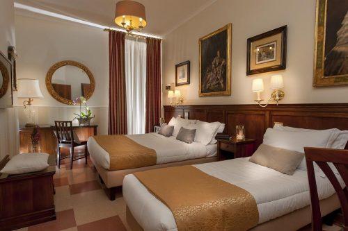 هتل دس آرتیستس رم