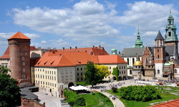 قلعه واول لهستان