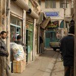 محله تاریخی عودلاجان تهران