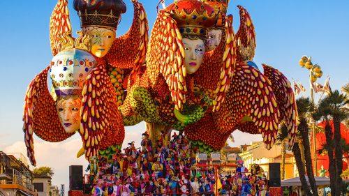 عجیب ترین فستیوال های جهان