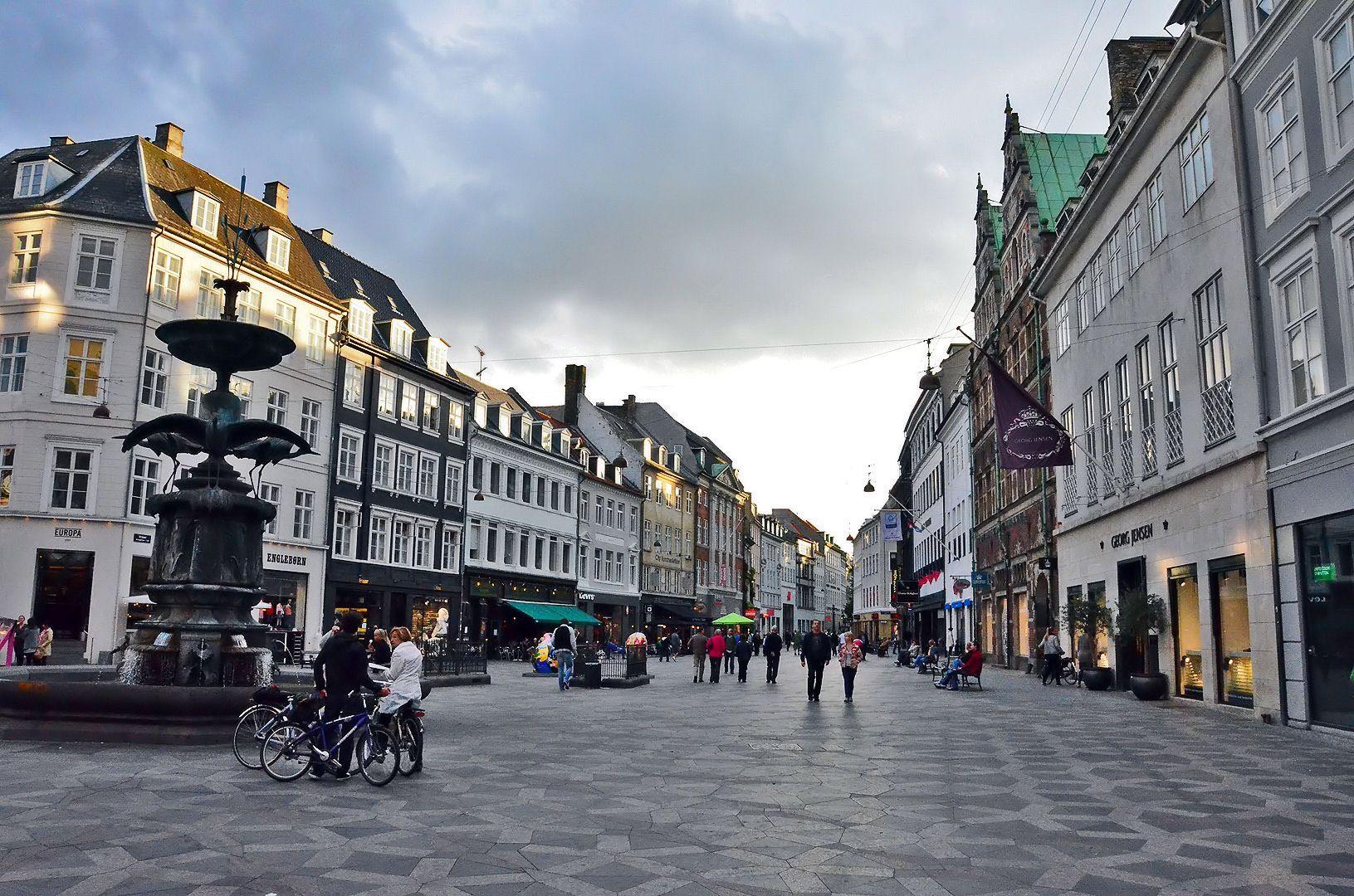 خیابان استروگت کپنهاگ
