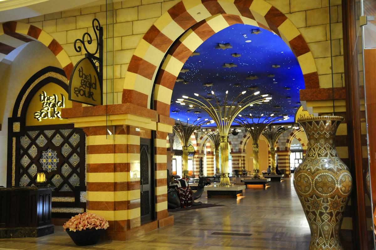 بازار طلا دبی