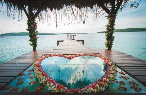7 مکان رومانتیک برای ماه عسل