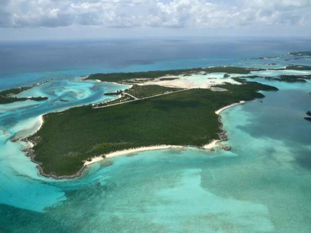 جزیره های شخصی جهان