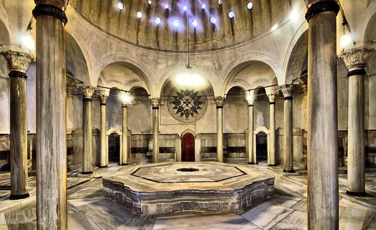 بهترین حمام های ترکی