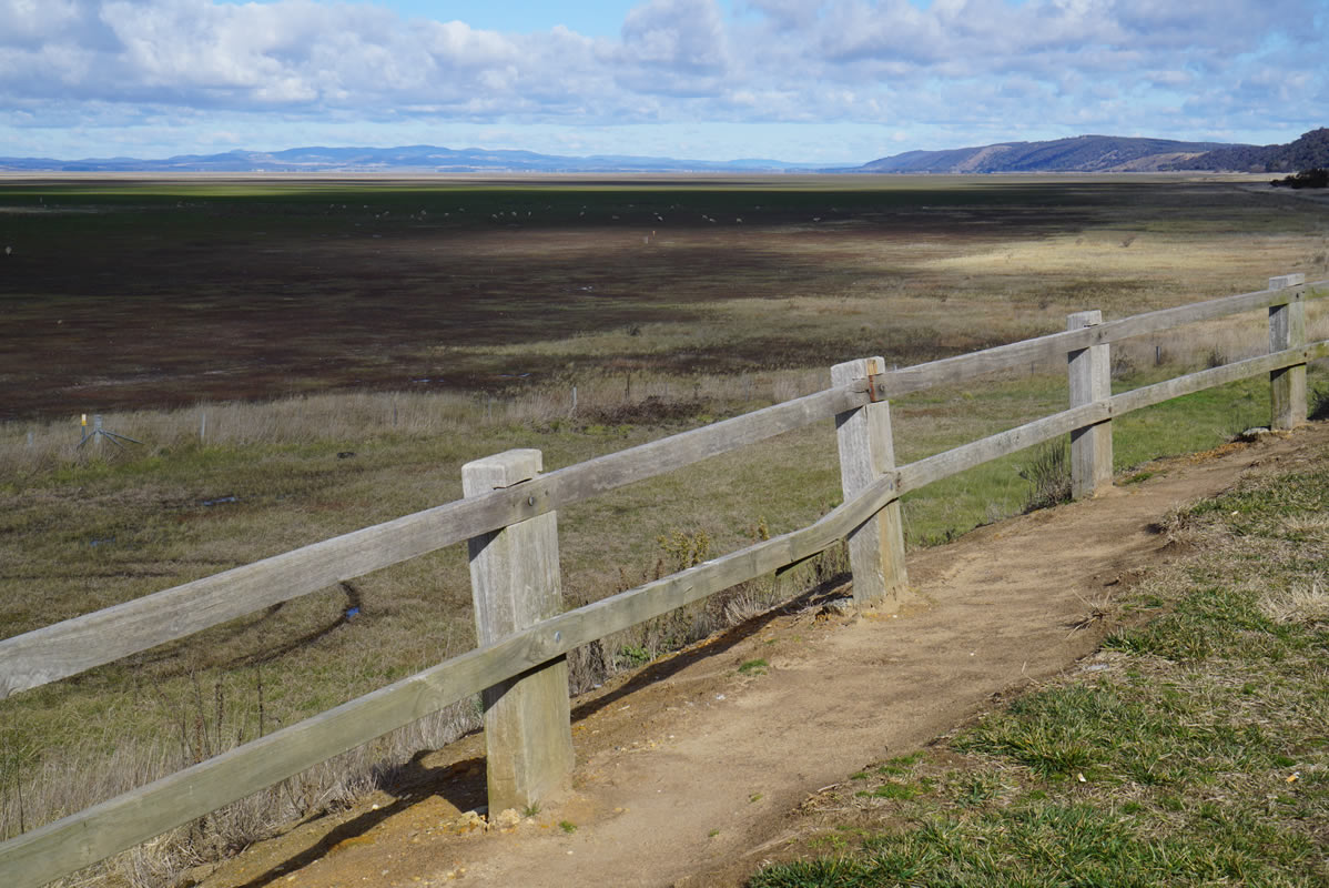 دریاچه جورج استرالیا