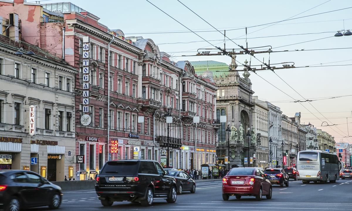 خیابان نوسکی