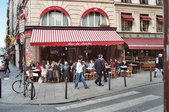 معروف ترین خیابان های پاریس