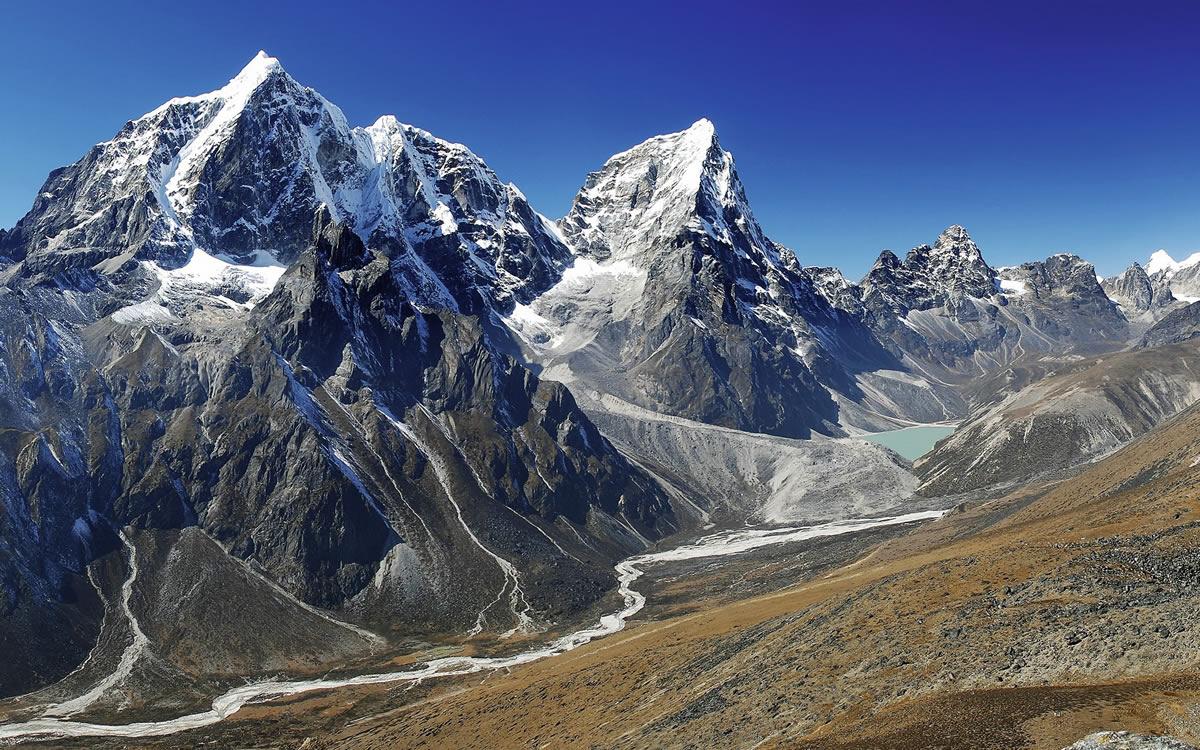پارک ملی ساگارماتا نپال