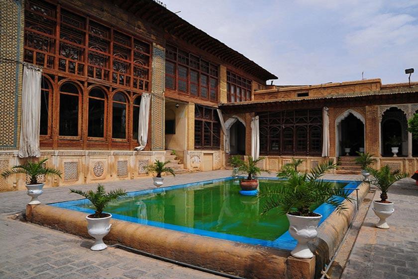 خانه ی فروغ الملک شیراز