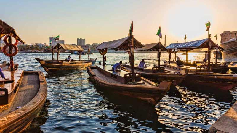 منطقه خور دبی