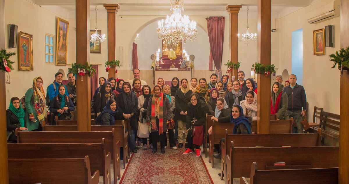 کلیسای تادئوس و بارتوقیمئوس مقدس، تهران