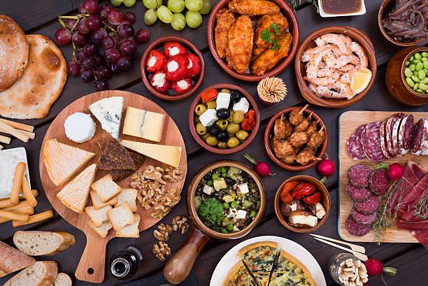 غذاهای سنتی باکو