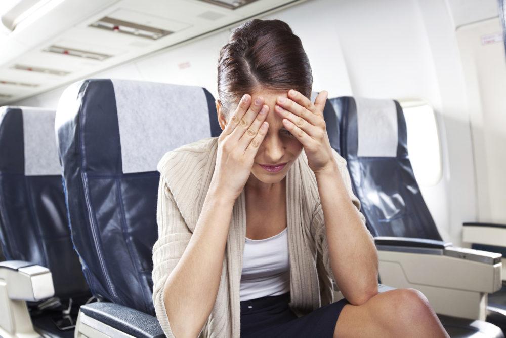 بیمارانی که سفر هوایی برای آنها ممنوع است