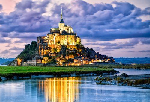قلعه های معروف فرانسوی