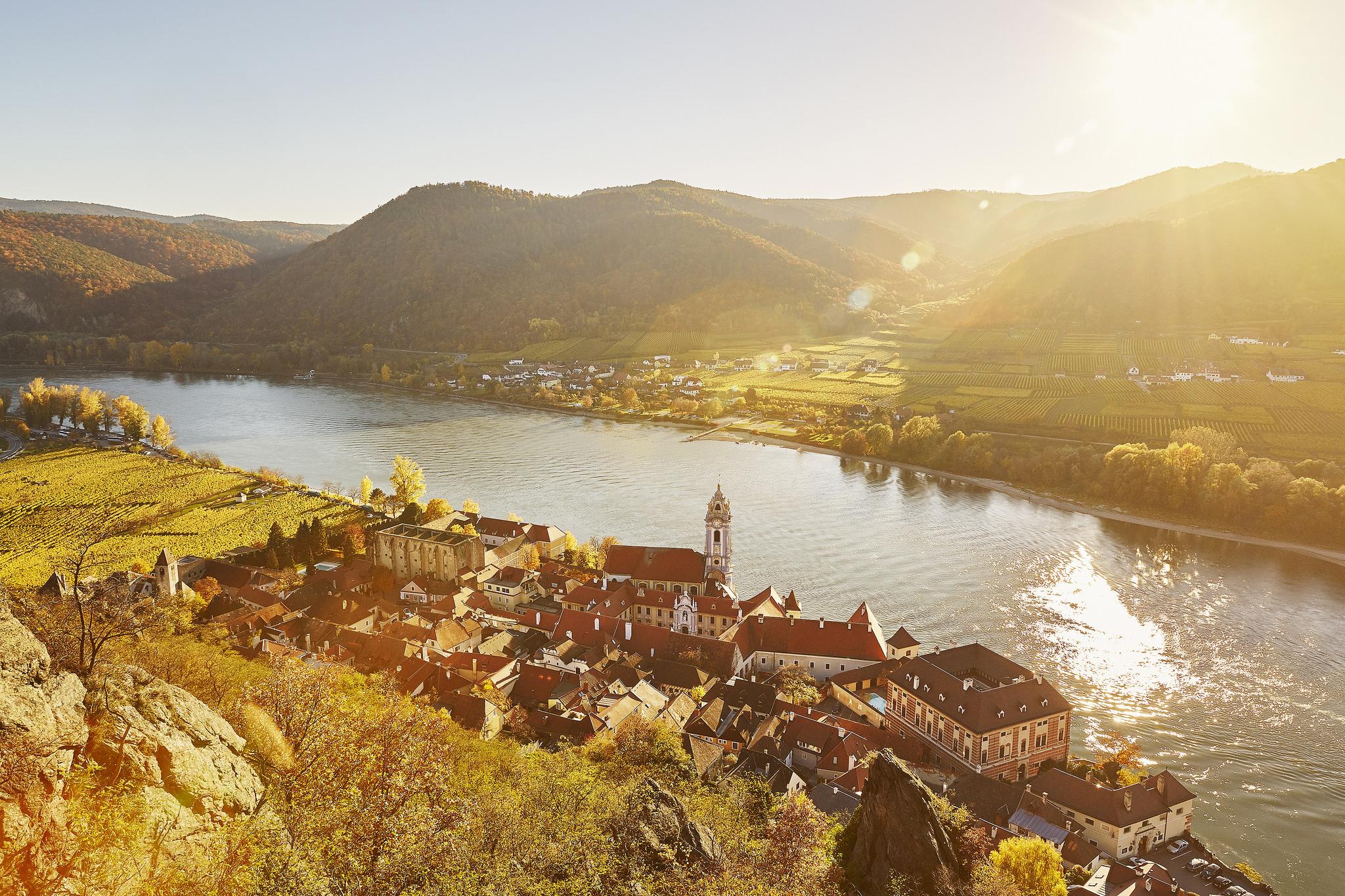 کانال دانوب در اتریش