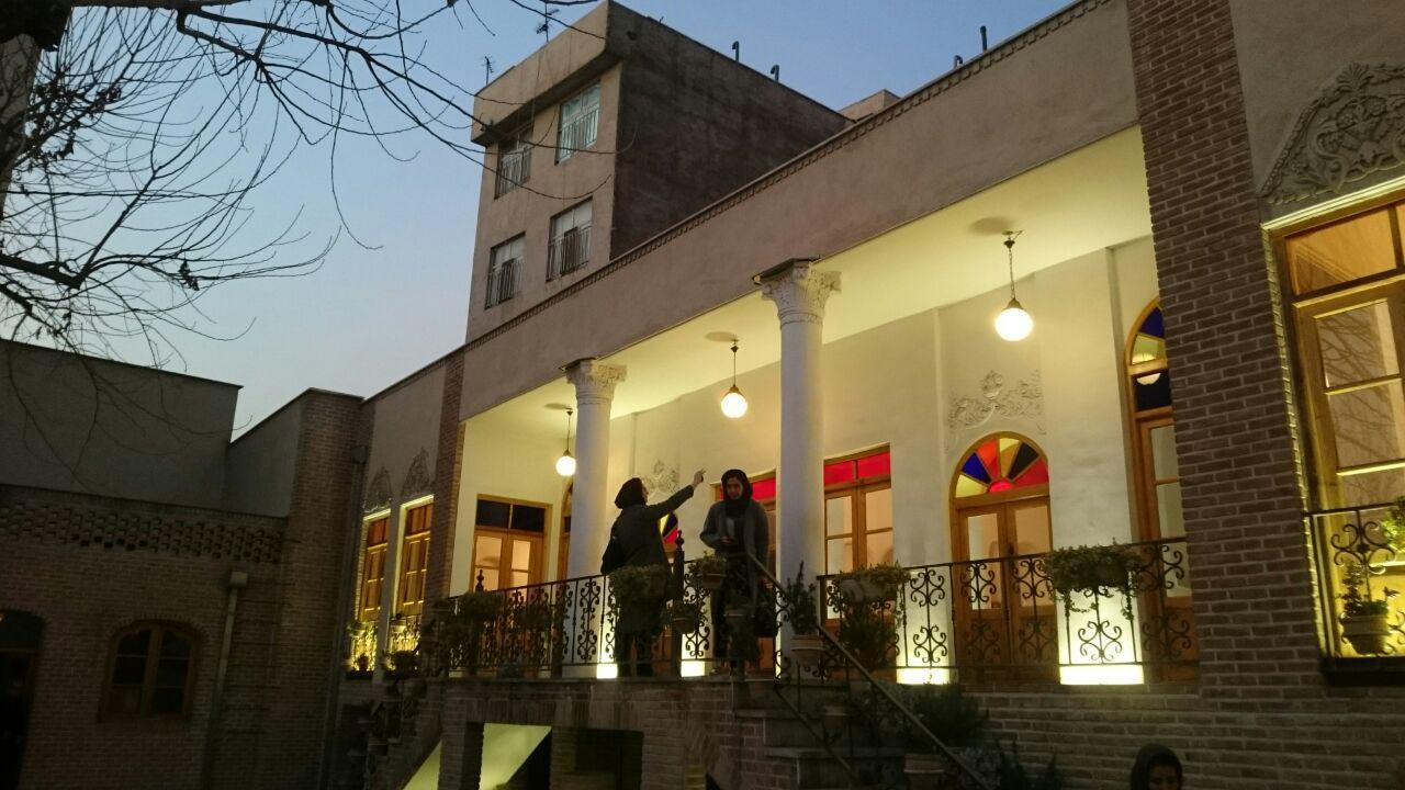 خانه دبیرالملک تهران