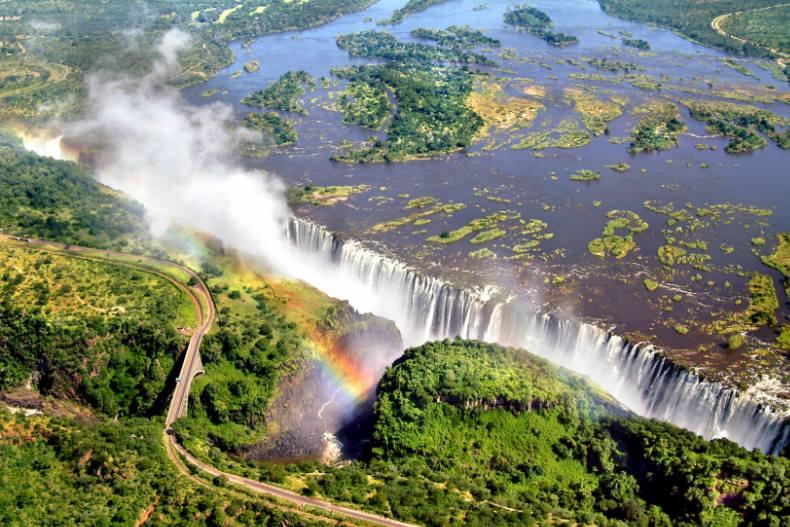 6 جاذبه معروف آفریقا