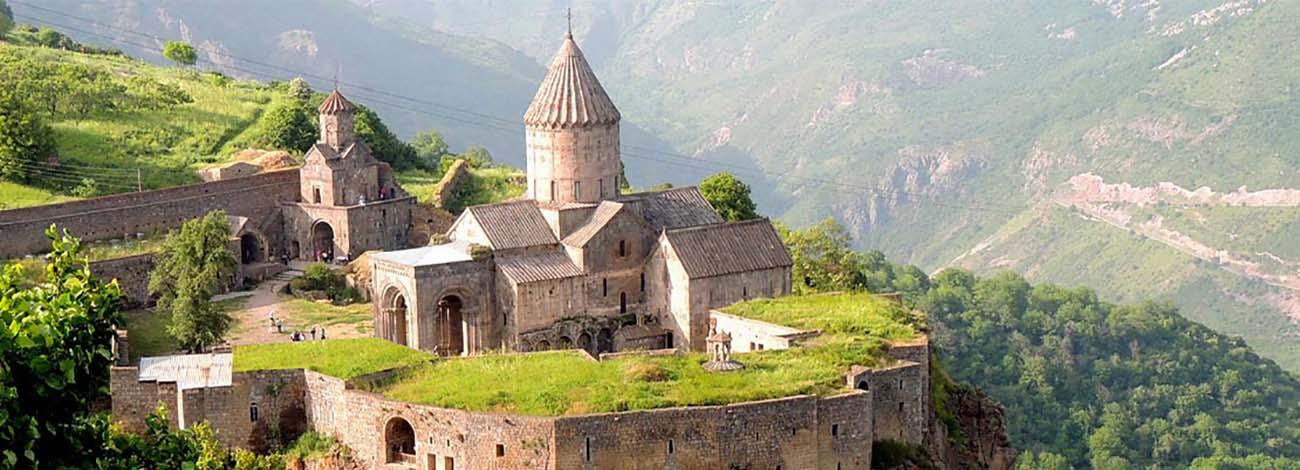 صومعه های تاریخی ارمنستان