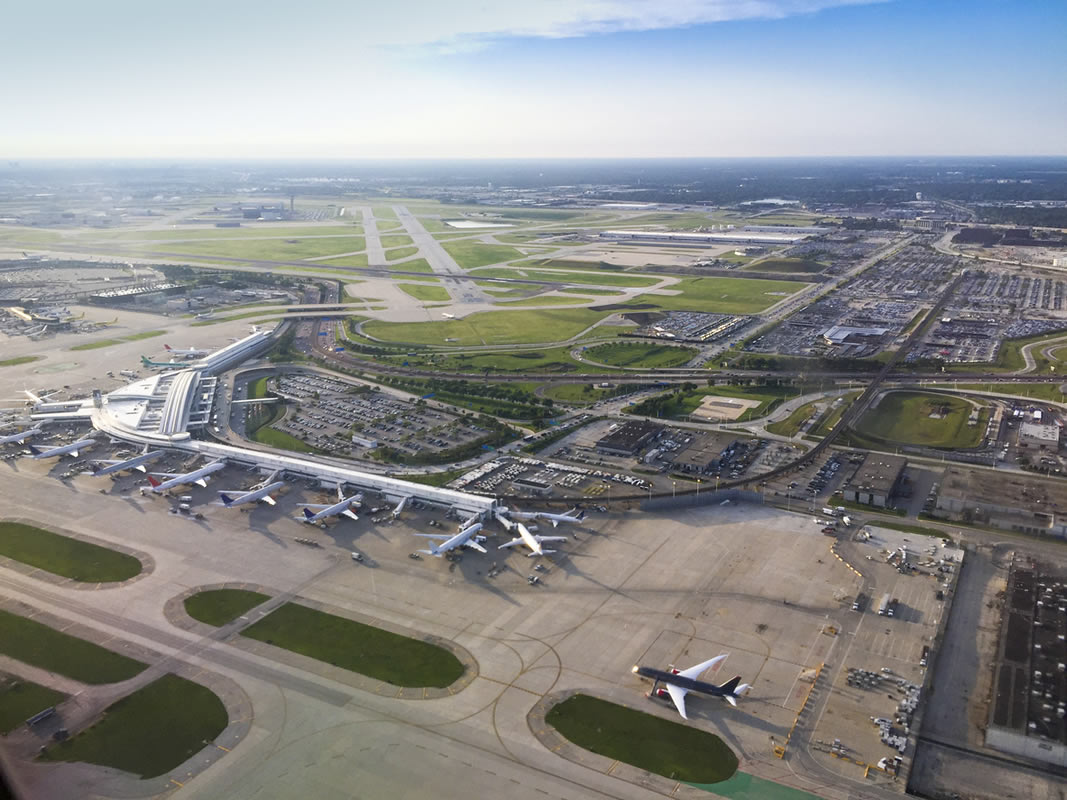 پررفت و آمدترین فرودگاه های جهان