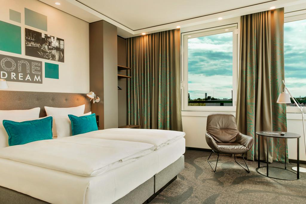 هتل متل وان مونیخ کامپوس