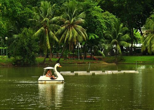 پارک لامفینی بانکوک
