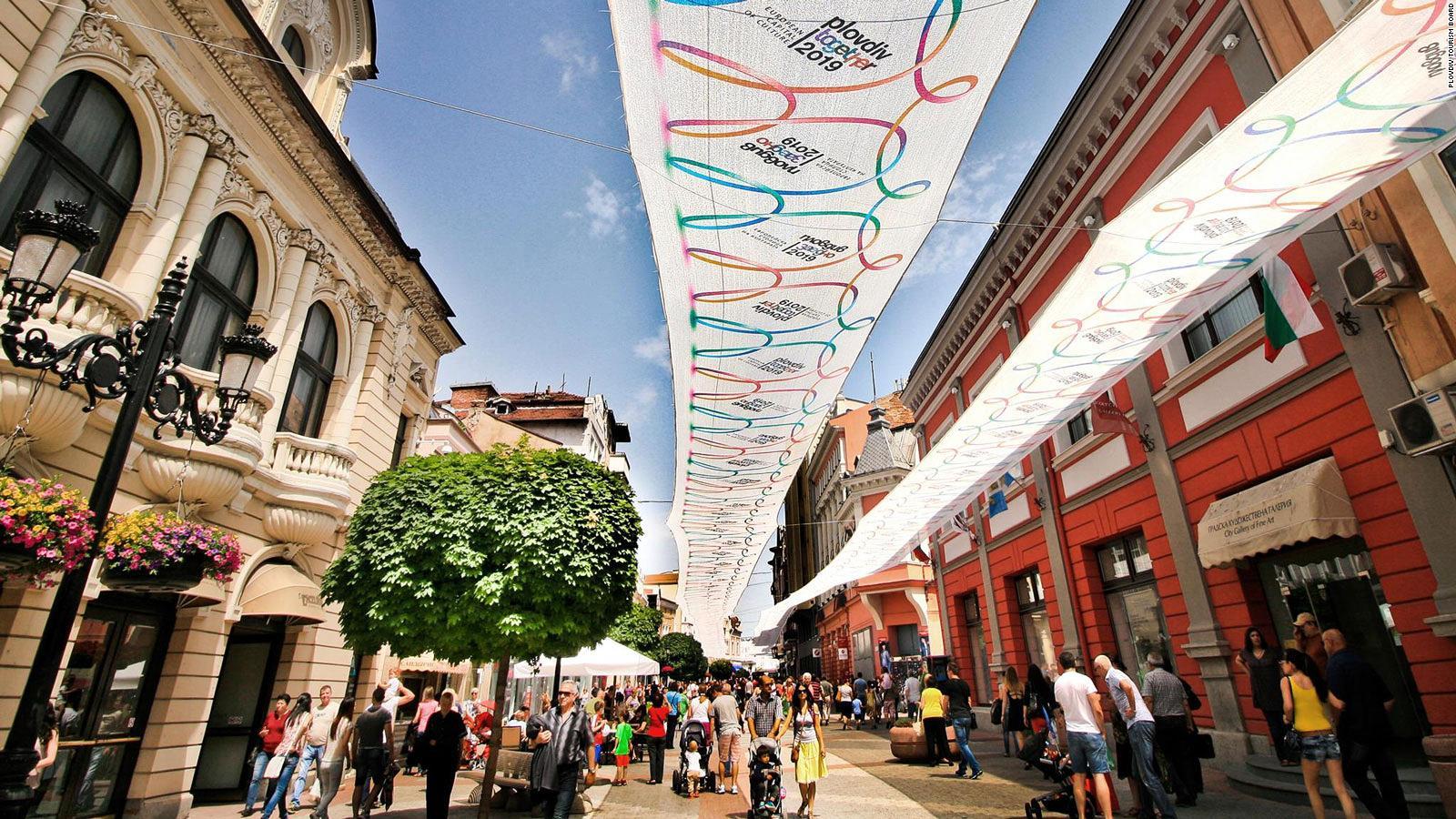 پلودیو پایتخت فرهنگی اروپا