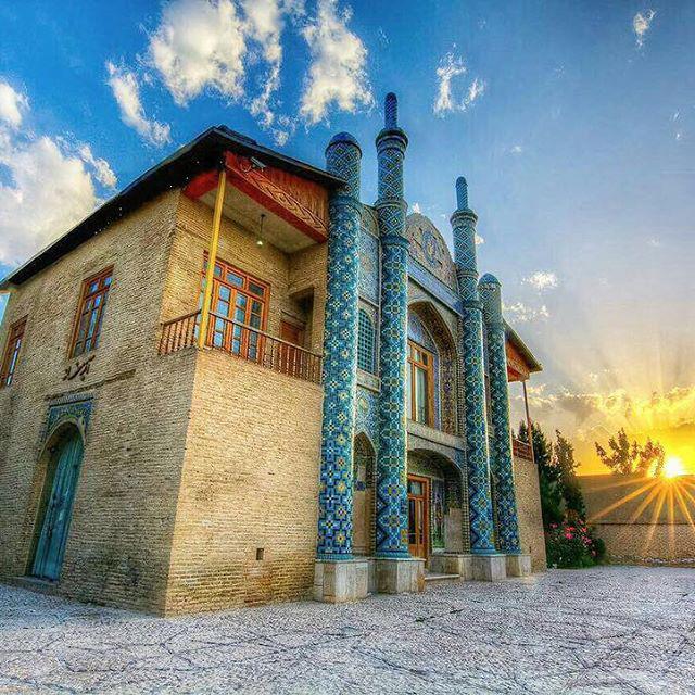 عمارت مفخم یادگار قاجار