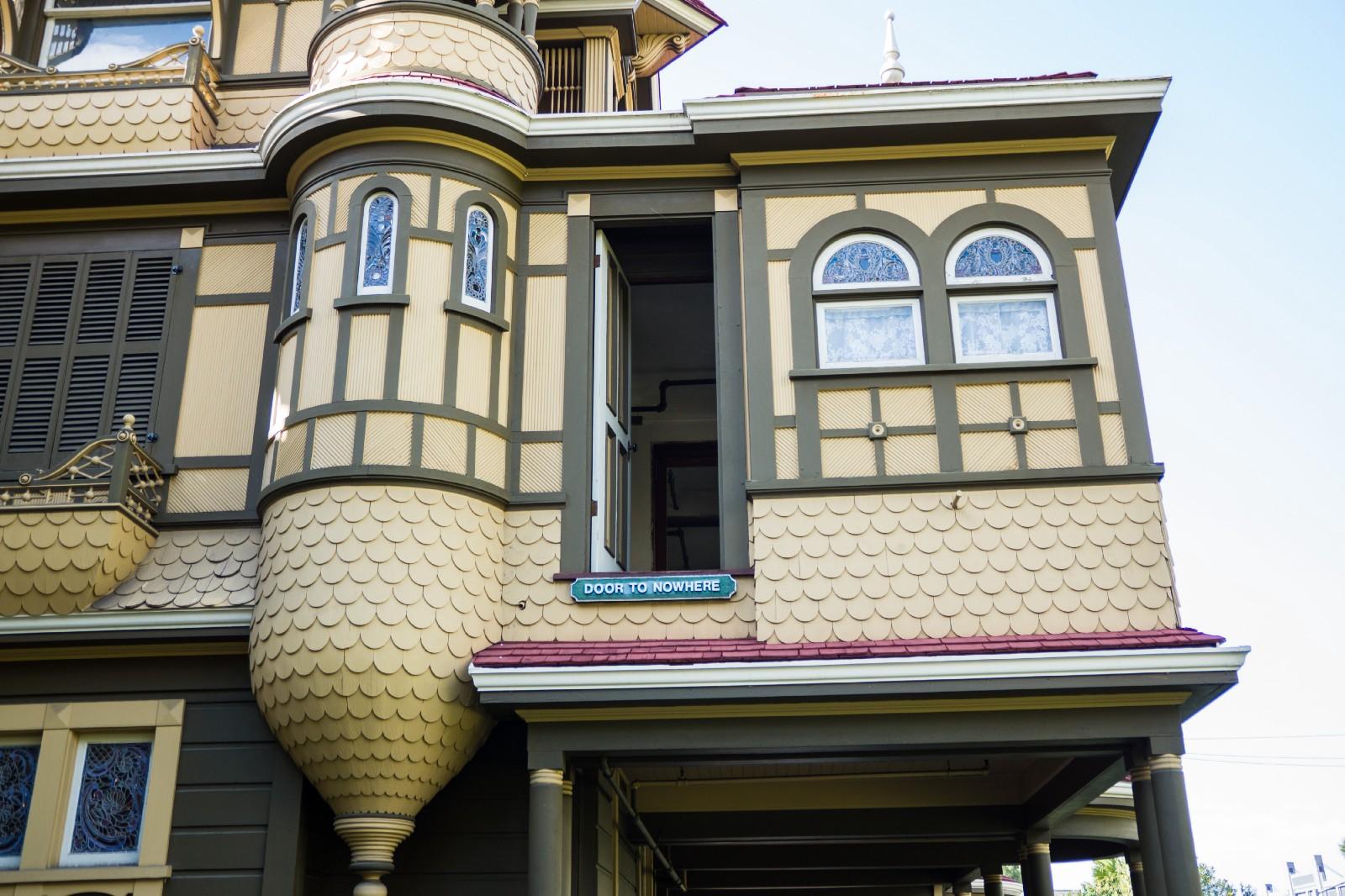 خانه ای با داستانی عجیب