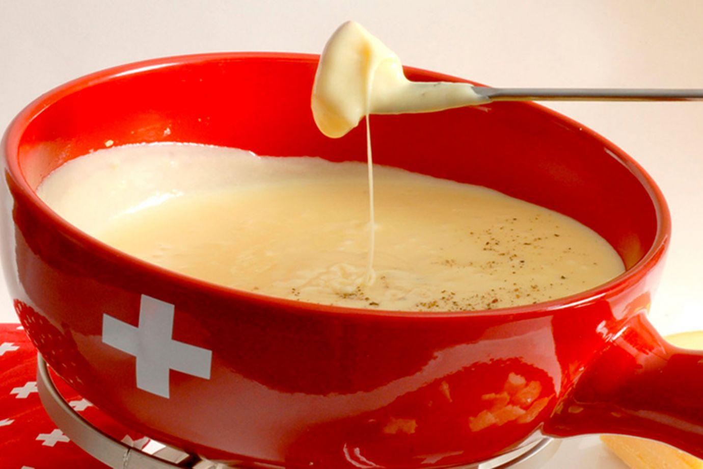 غذاهای سوئیسی