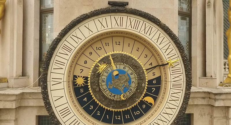 ساعت نجومی باتومی
