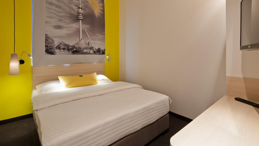 هتل لیتوموتل مونیخ سیتی اواستی