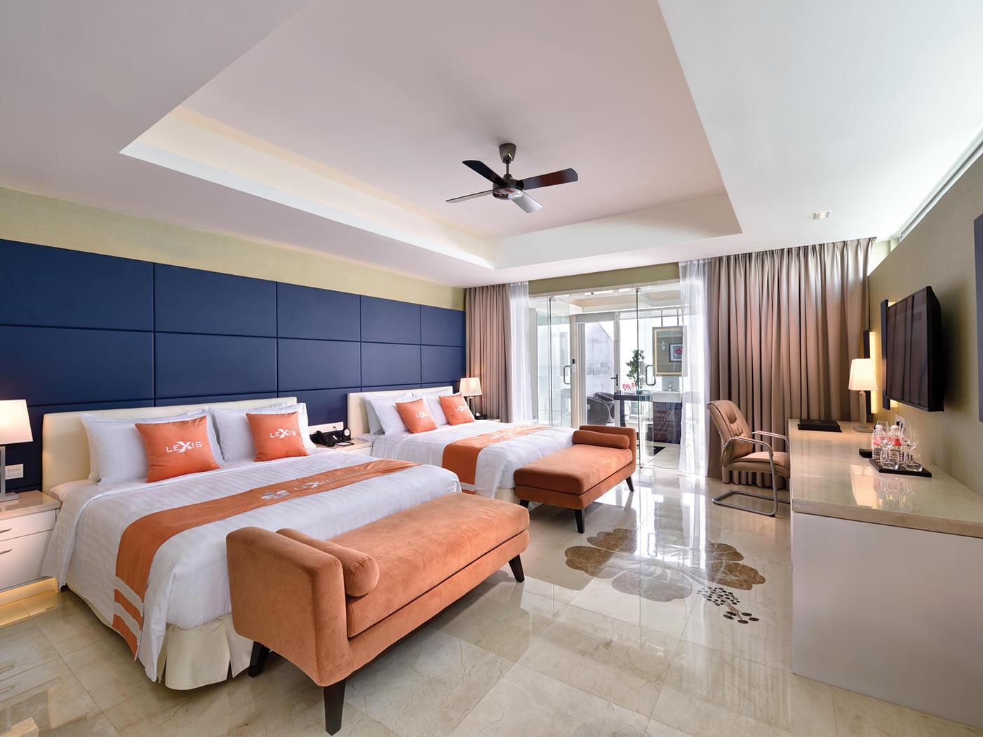 هتل لکسیس سوییتز پنانگ