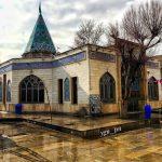 آرامگاه امامزاده یحیی تهران