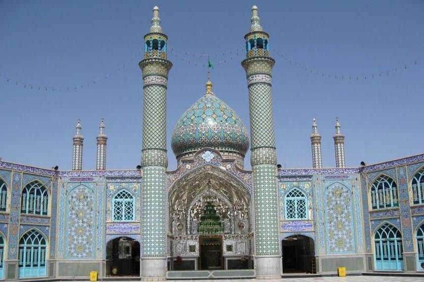آستان امامزاده محمد هلال بن علی کاشان