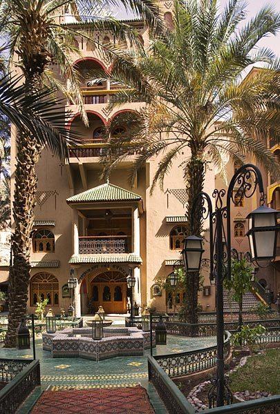 هتل پالای اسما زاگورا | Palais Asmaa Hotel