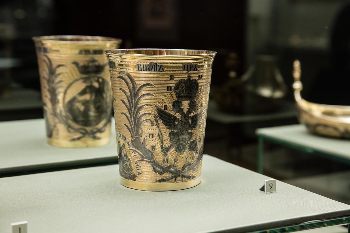 موزه صندوق الماس مسکو