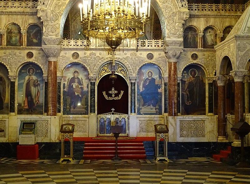 نماد پایتخت بلغارستان
