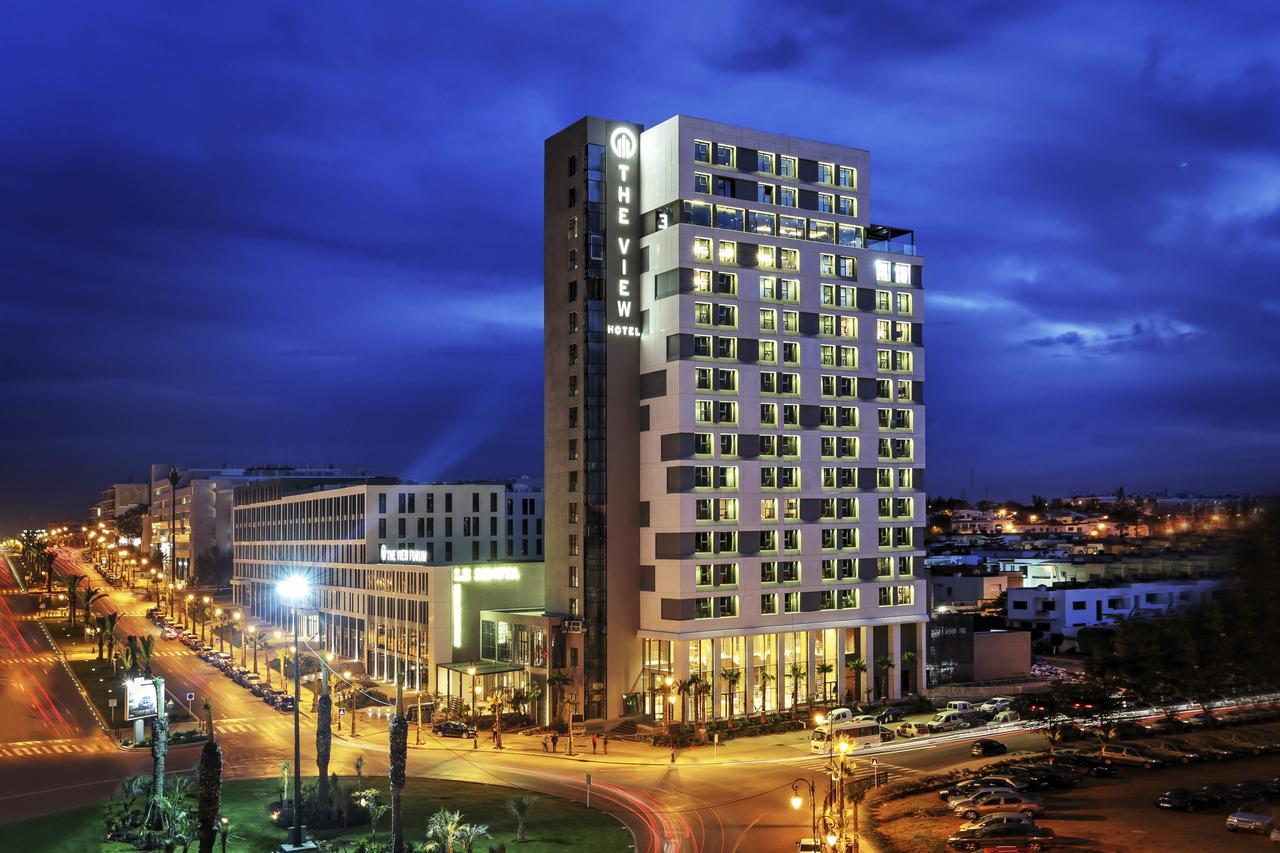 هتل ویو مراکش | The View Hotel