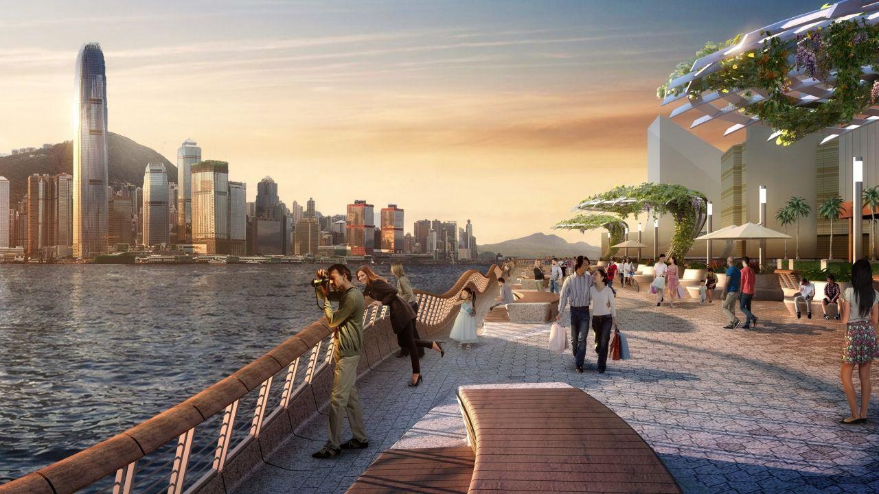 بلوار ستارگان هنگ کنگ