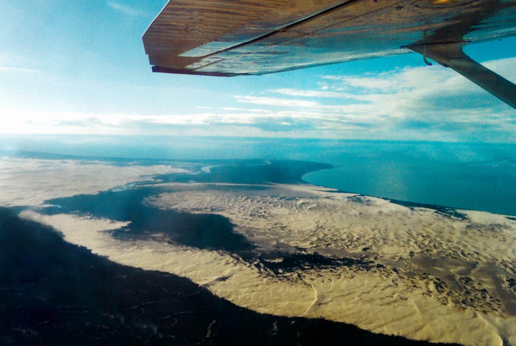 تپه های آتاباسکا کانادا