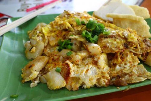 غذای خوشمزه سنگاپوری