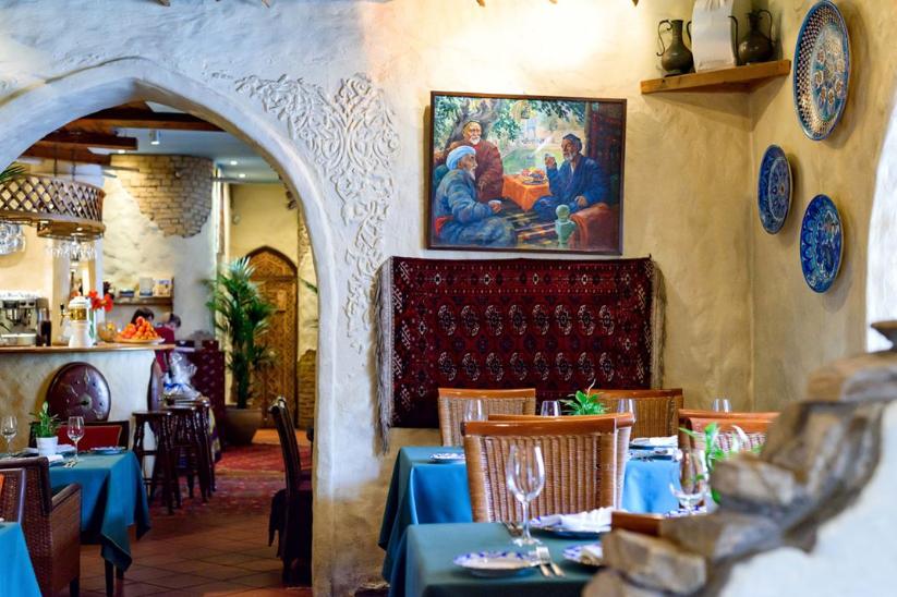 رستورانهای حلال مسکو
